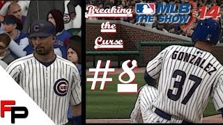 MLB 14 The Show - Chicago Cubs Breaking the Curse - Ep. 8 vs. Arizona Diamondbacks HD
