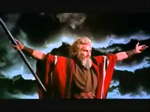 "The Ten Commandments (1956): ""Prelude"" by Elmer Bernstein"