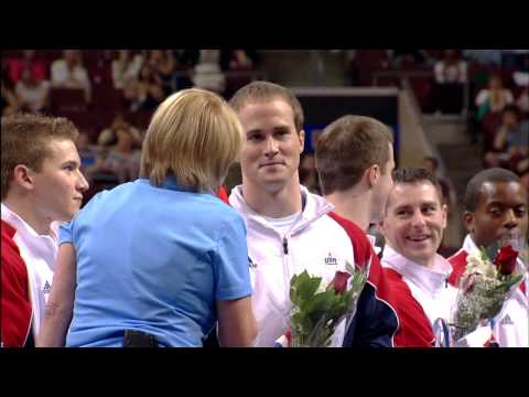 Jonathan Horton and Paul Hamm Named to the Team - 2008 Olympic Trials - Day 2 - Men