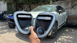 How To Install Fog DRL Light In Baleno & Glanza   Baleno Modification Video