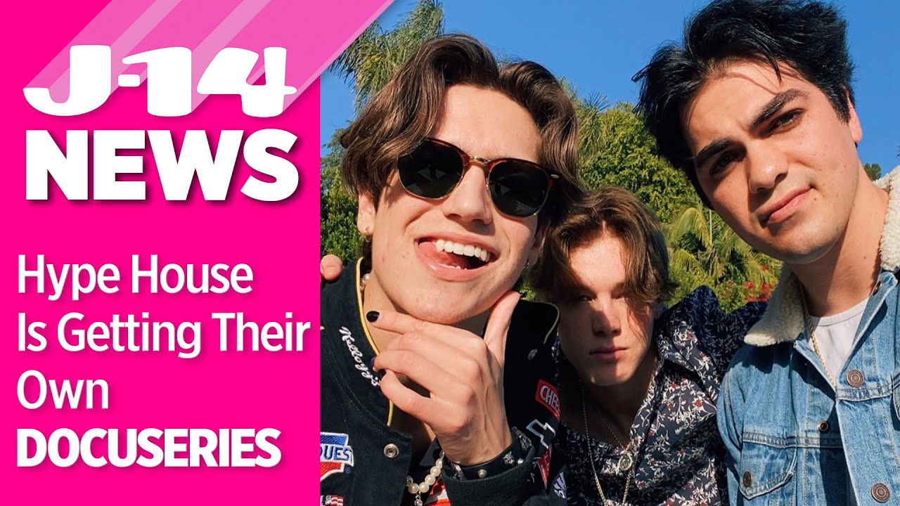 Everything You Need To Know About The TikTok Hype House's New Docuseries 'The Hype Life'