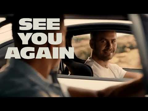 Wiz Khalifa - See You Again Ft. Charlie Puth, Download MP3