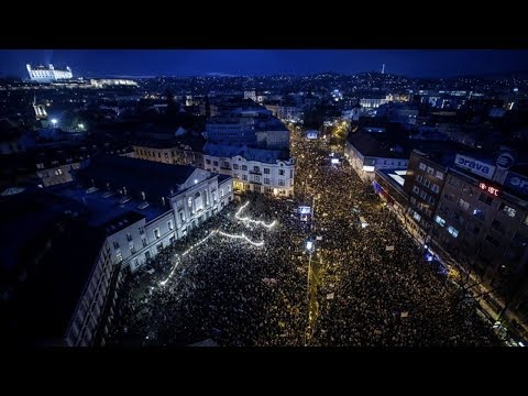 "Bratislava ""For a Decent Slovakia"""
