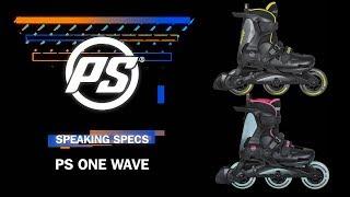Powerslide One Wave skates - Powerslide Speaking Specs