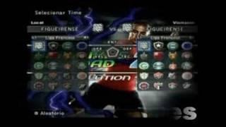 Pro Evolution Soccer Brazukas Reload 2008