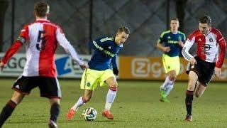 Ajax A1 opnieuw tegenover Feyenoord A1