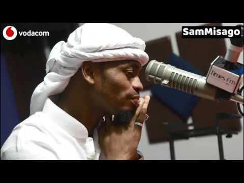 MAPOVU ya Diamond Platnumz kwa Naibu Waziri Juliana Shonza Leo kwenye The Playlist ya Times FM