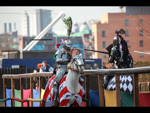 The Stuff of Knight-mares | Royal Armouries Easter Joust