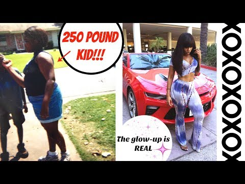 STORY TIME! Childhood Obesity, Being Bullied, and How I lost 100 pounds