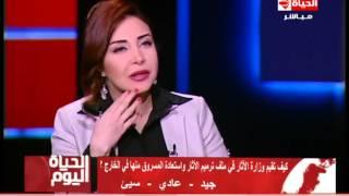 فيديو.. ممدوح الدماطي: ثورة 25 يناير أظهرت حجم الفساد في قطاع الآثار