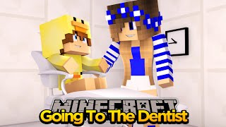 MINECRAFT BABY DAYCARE- BABY DUCK HAS AN ACCIDENT IN DAYCARE W/ LITTLE CARLY!!