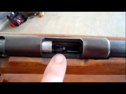 The Buckhorn Rifle: Stevens Model 66B