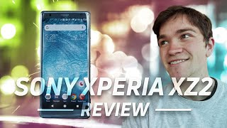 Sony Xperia XZ2 Review: Making a Buzz