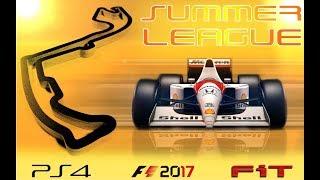 Summer league f1 2017 #01 gp monaco - mclaren mp4/6 - 1991 (15.06.18)