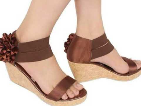 Model sepatu wanita terbaru - YouTube ebf3db6b84