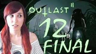 Outlast 2 #12 FINAL - Mi bebé - Let's Play Español || loreniitta90