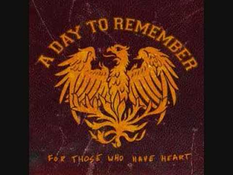 A Day To Remember - Heartless (Re-Released)