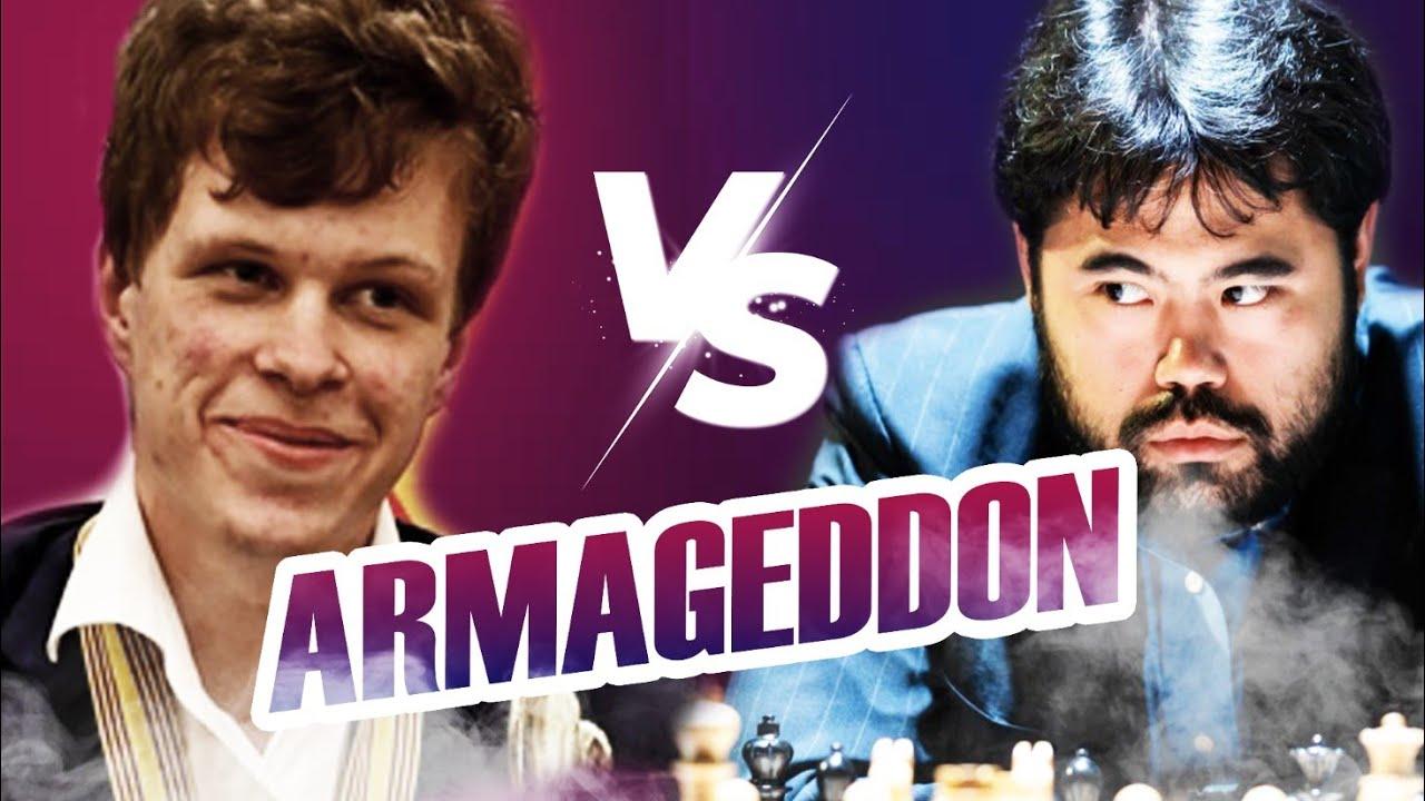 ARMAGEDDON Hikaru Nakamura vs Vladislav Artemiev(Full Game) - Chessable Masters