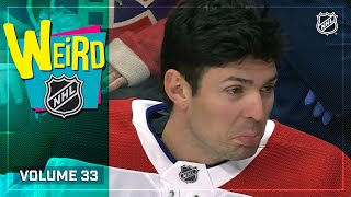 Beatboxing, Fleury Pranks and Kylie Jenner? | Weird NHL Vol. 33