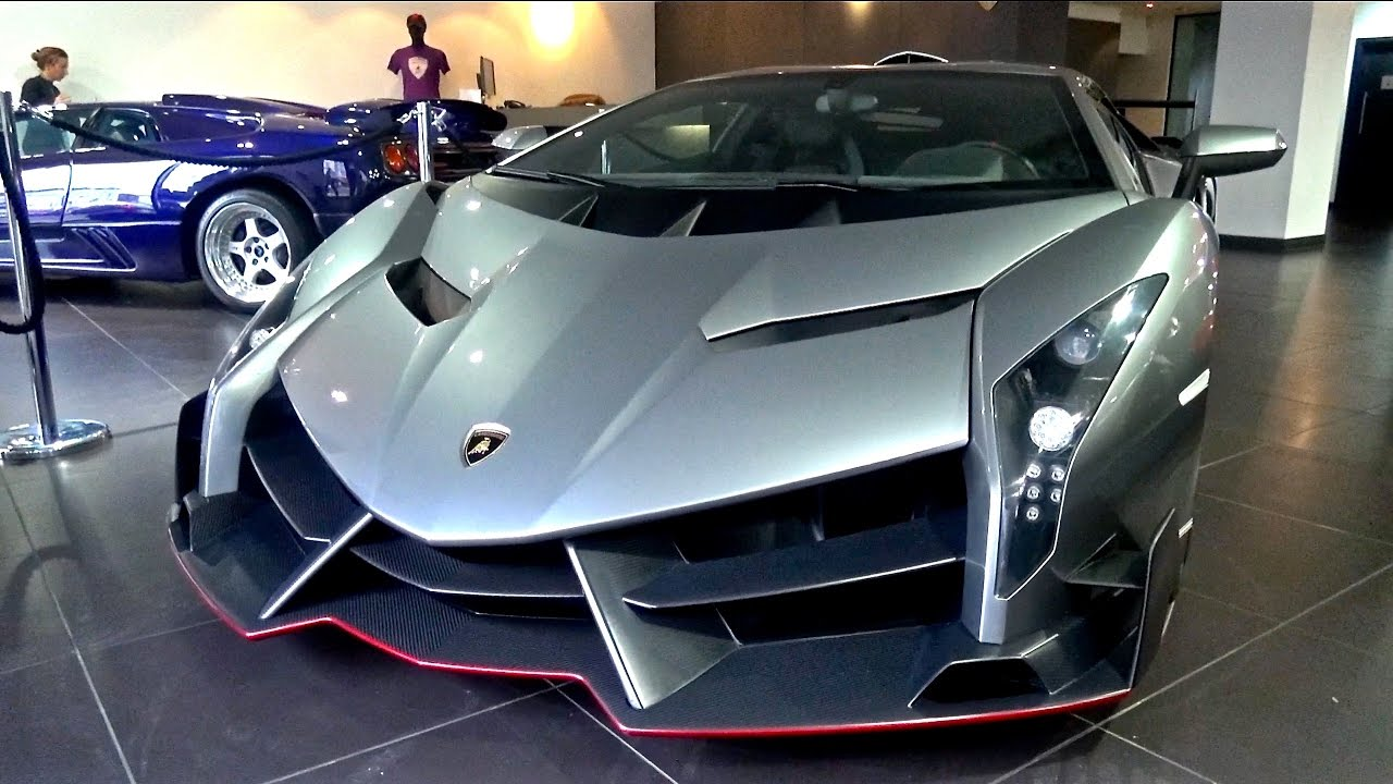 London Supercar Insanity #76 - The Most Insane Looking Car Ever?!