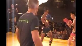 Fight 9 Anthony Huynh vs Van Lopez