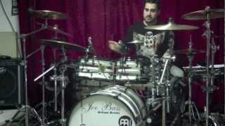 Angel Alonso- just another opener (Vienna Big Band Machine) drum cover.