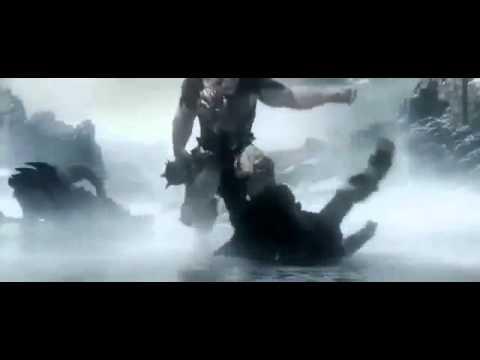 Legolas Vs Bolg The Battle of the five armies