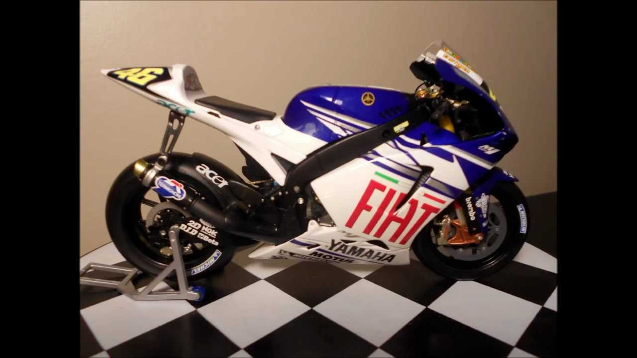 FOR SALE!!!!!! MINICHAMPS 1/12 SCALE DIECAST MOTORCYCLE ...