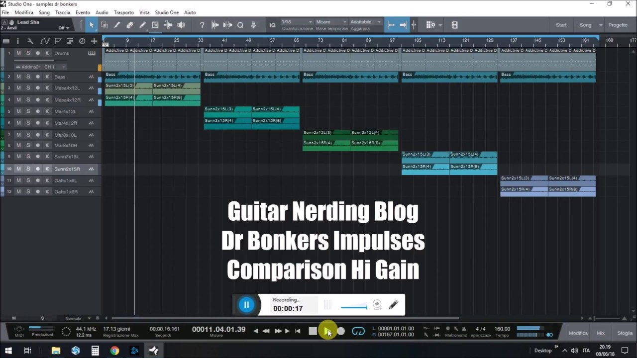Dr Bonkers Guitar Cab-Oddities™ Volume A: JMLD 4X12 Guitar Cabinet IR  Collection