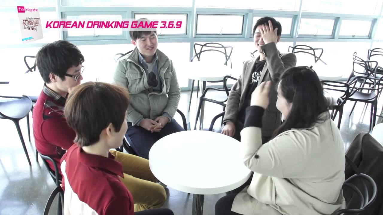 Korean drinking game 369