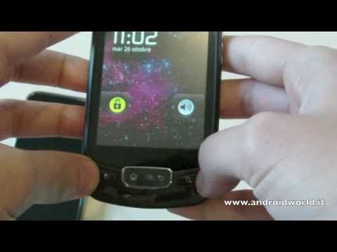 LG Optimus One P500, anteprima by AndroidWorld.it