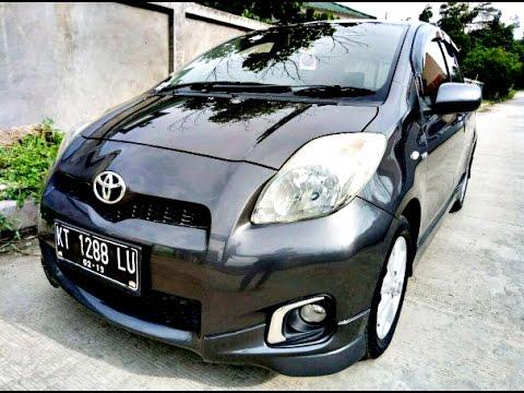 Harga Toyota Yaris Trd Matic New Agya S Dijual Mobil Tipe E Tahun 2013 Pemakaian 2014 Samarinda Hp 0852 4690 2754