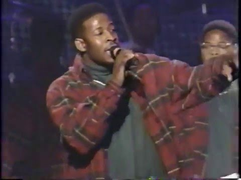 "BOYZ II MEN ""End Of The Road"""