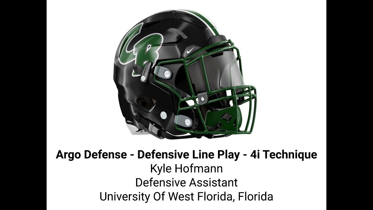 West Florida Mini Clinic- 30 Defense with 4i Technique Tackles