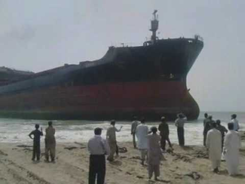 Ship Beaching