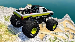 Cliff Madness #9 – BeamNG Drive