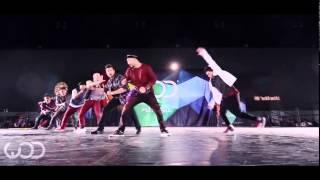 Quest Crew самый лучший танец, такого выступления ещё не кто не видел
