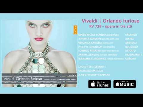 THE VIVALDI EDITION | 17 - Orlando furioso