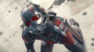 Человек-муравей — Русский трейлер! (HD) Ant-Man