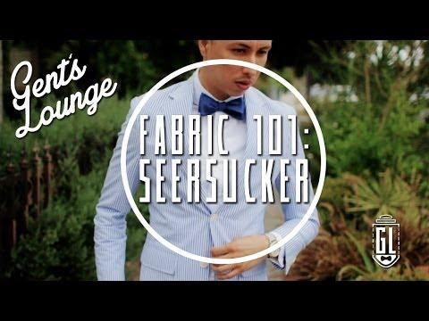 Fabric 101: Seersucker