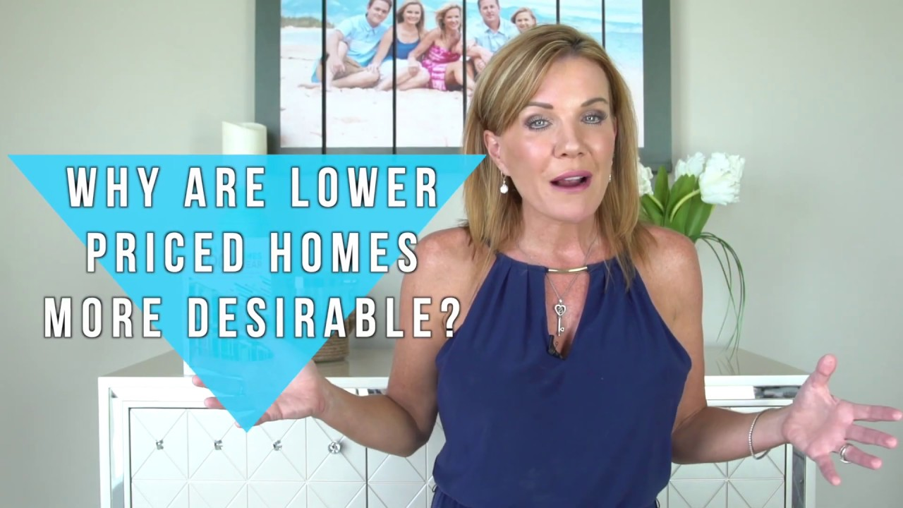 Why Are Lower Priced Homes More Desirable?