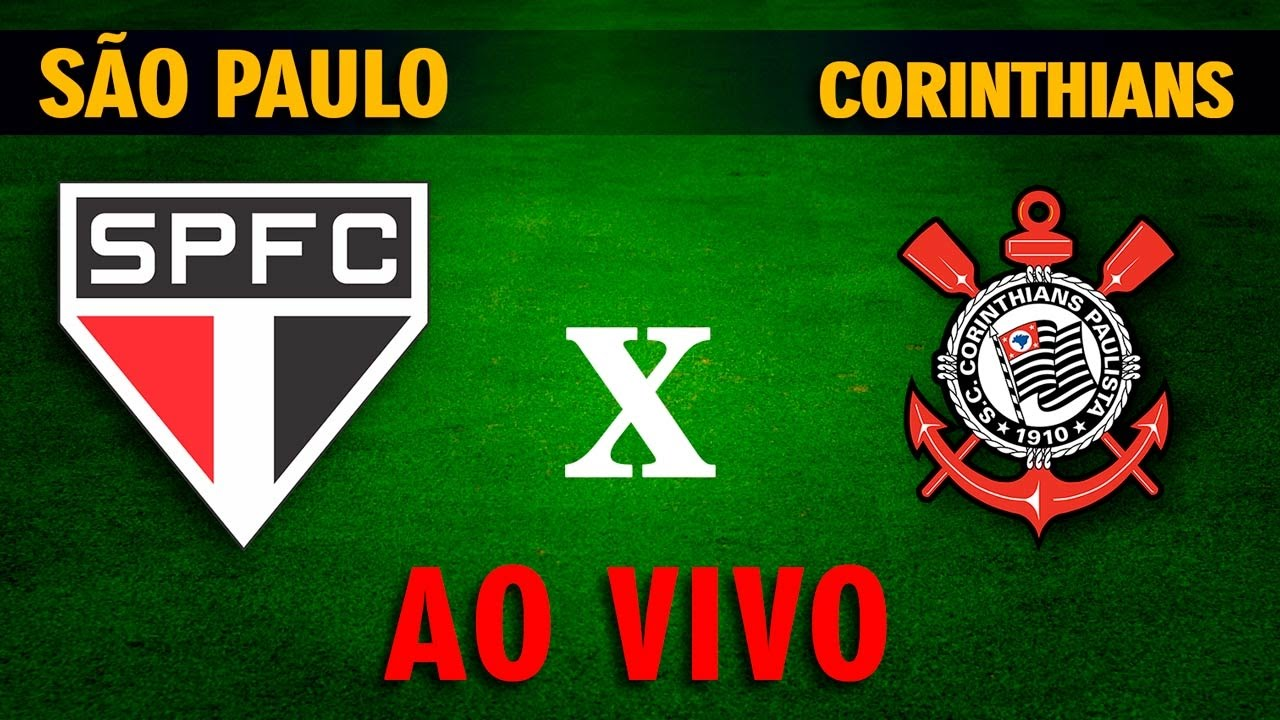 São Paulo X Corinthians Ao Vivo Online Campeonato