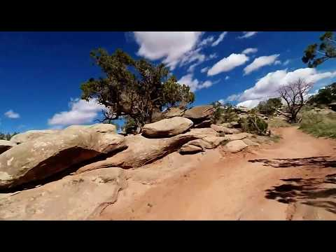LAZY EZ & EASY EZ Mountain Bike Trails - Moab Branded Trails