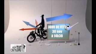JACQUES TATI EN FÊTE POUR SES 30 ANS