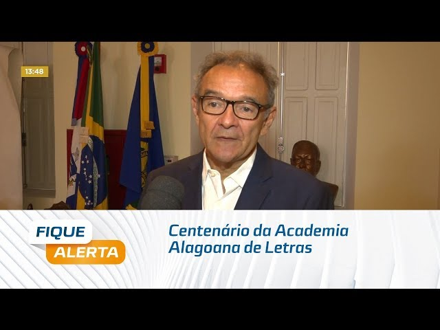 Centenário da Academia Alagoana de Letras