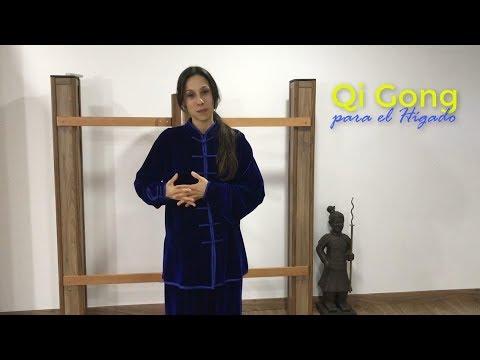 Qi Gong (Chi Kung) para el hígado