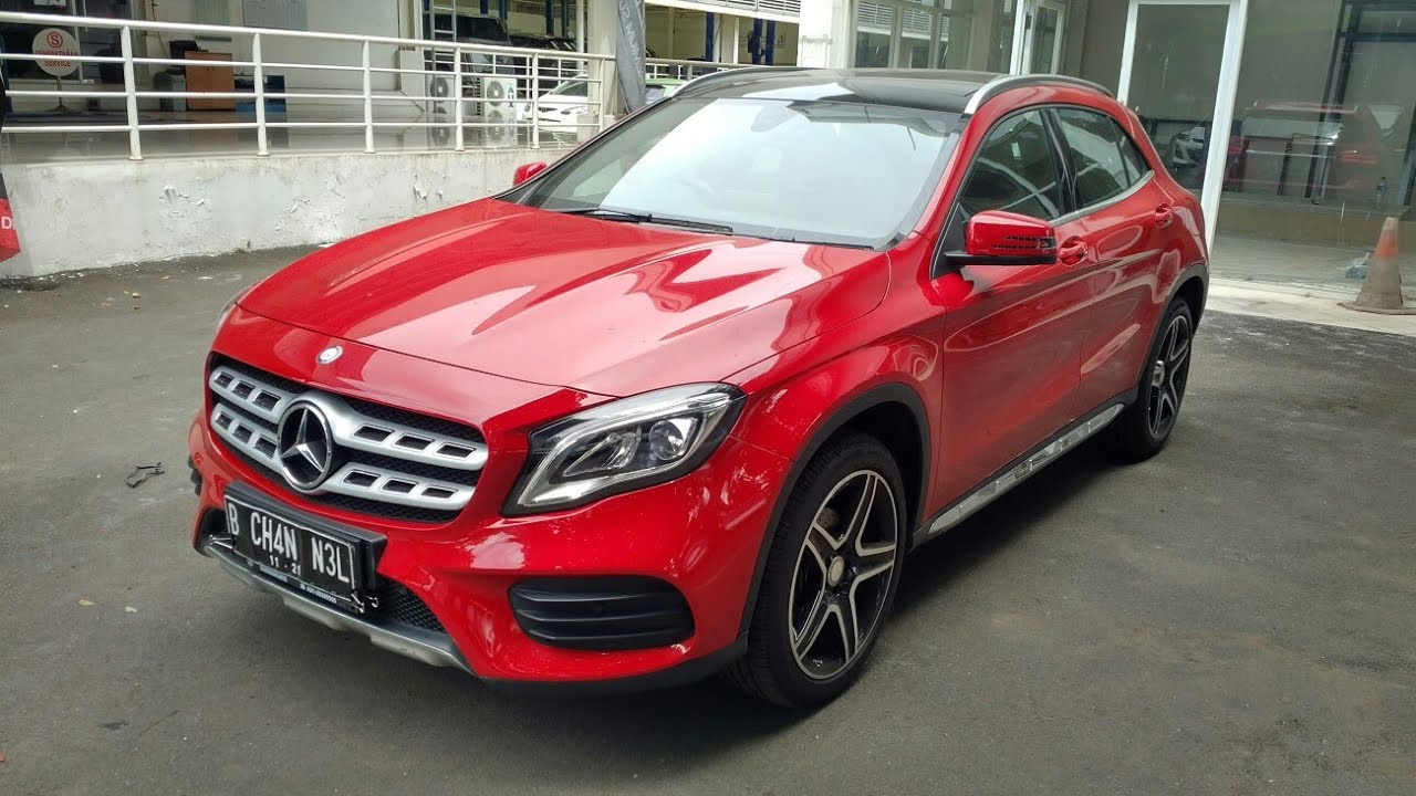 in depth tour mercedes benz gla 200 amg indonesia youtube. Black Bedroom Furniture Sets. Home Design Ideas