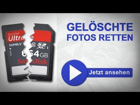 Gelöschte Fotos wiederherstellen kostenlos I marcusfotos.de