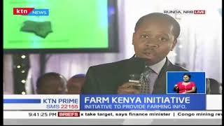 Standard Group PLC is venturing into uncharted waters in launching farm Kenya initiative