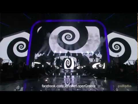 Jennifer Lopez - Get Right (Live iHeartRadio Music Festival 2011)